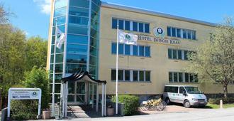 Hotel Djingis Khan - Lund - Bygning