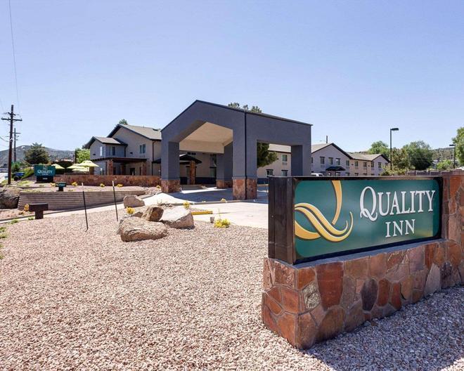 Quality Inn Prescott - Prescott - Building