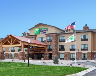 Holiday Inn Express Hotel & Suites Lander - Lander - Building