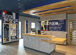 ibis budget Amiens Centre Gare - Amiens - Bar