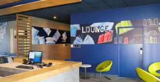 ibis budget Amiens Centre Gare - Amiens - Front desk