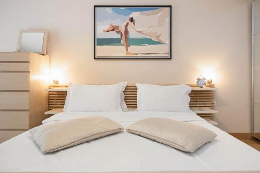 Nisantasi Flats - Istanbul - Schlafzimmer
