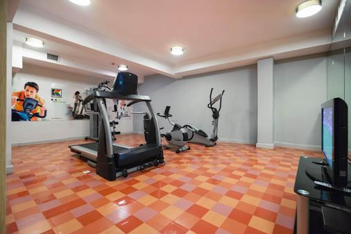 Nisantasi Flats - Istanbul - Fitnessbereich