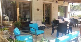 Hotel Tirrenia - Chianciano Terme - Innenhof