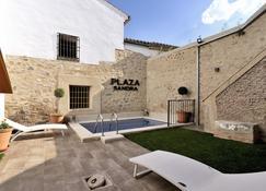 桑德拉廣場飯店 - 特魯希略(西班牙) - 游泳池