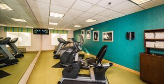 Holiday Inn Express & Suites Jacksonville - Blount Island - Jacksonville - Gym