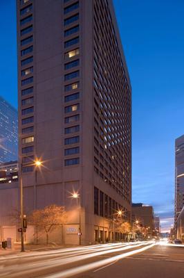 Grand Hyatt Denver - Denver - Rakennus