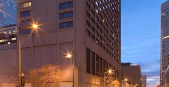 Grand Hyatt Denver - Denver - Rakennus