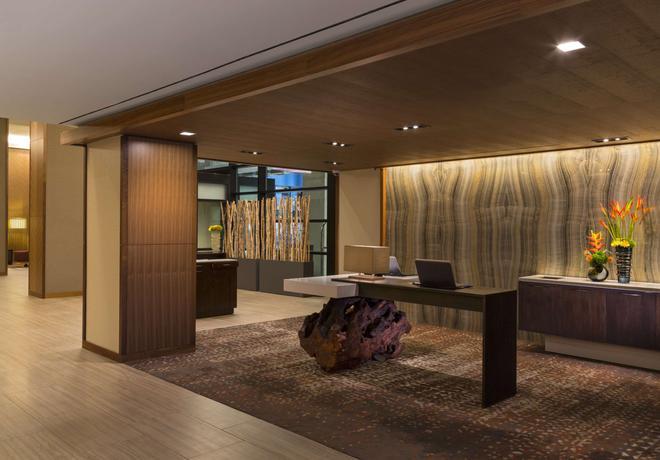 Grand Hyatt Denver - Denver - Vastaanotto