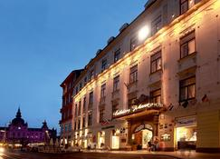 Erzherzog Johann Palais Hotel - Грац - Здание