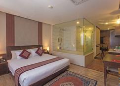 Hotel Marshyangdi - Katmandú - Habitación