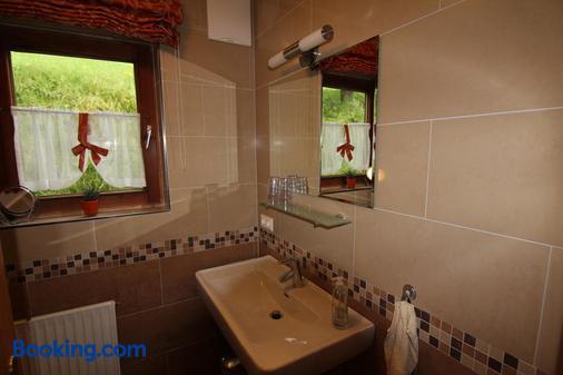 Bauernhof Grussberggut - Bad Hofgastein - Bathroom