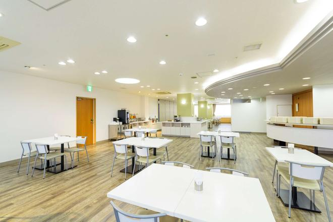 SureStay Plus Hotel by Best Western Shin-Osaka - Osaka - Restaurante