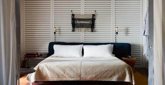 Ace Hotel and Swim Club - פאלם ספירנגס - חדר שינה
