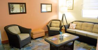 Sandy Beach Hotel - San Juan - Sala de estar