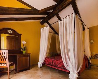 locanda borgo antico - Magnano - Bedroom