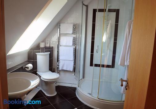 Little Silver Country Hotel - Tenterden - Bathroom