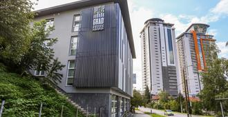 Hotel Grad - סרייבו - בניין