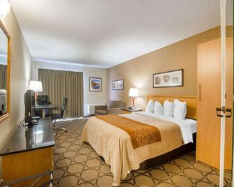 Comfort Inn Baie-Comeau - Baie-Comeau - Schlafzimmer