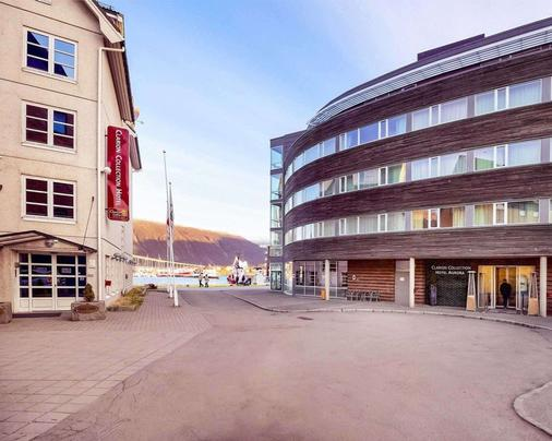 Clarion Collection Hotel Aurora - Tromsø - Building