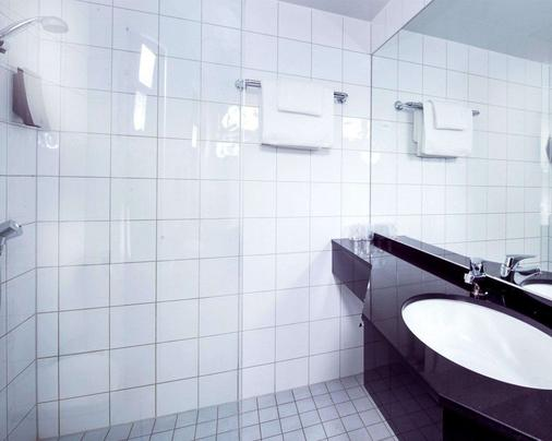 奧羅拉克拉麗奧連鎖酒店 - 特浪索 - 特羅姆瑟 - 浴室