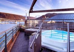 Clarion Collection Hotel Aurora - Tromsø - Pool