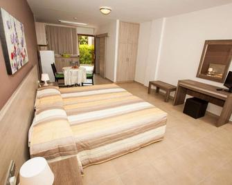 Crystallo Apartments - Paphos - Chambre