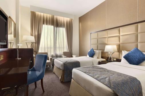 杜拜霍華德強生酒店 - 杜拜 - 杜拜 - 臥室