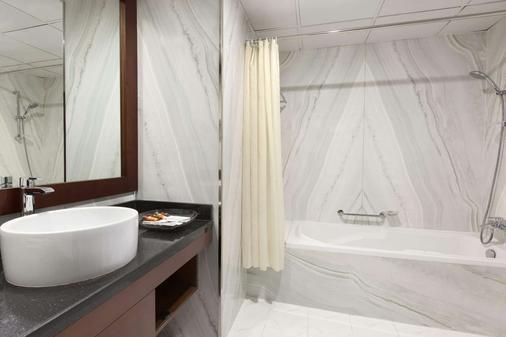 杜拜霍華德強生酒店 - 杜拜 - 杜拜 - 浴室