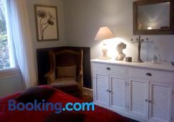 La corniche - Chaumont - Bedroom