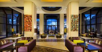 Holiday Inn Resort Dead Sea - Evason Ma'In - Lobby