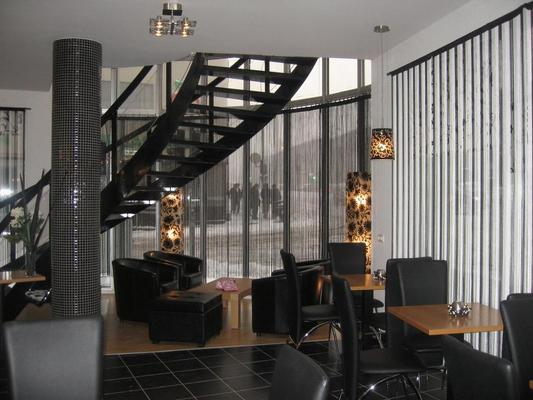 4th Floor Hotel - Ρέυκιαβικ - Σαλόνι ξενοδοχείου
