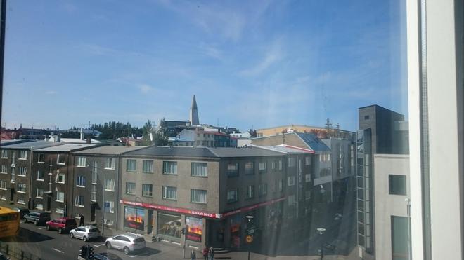 4th Floor Hotel - Reykjavik - Näkymät ulkona