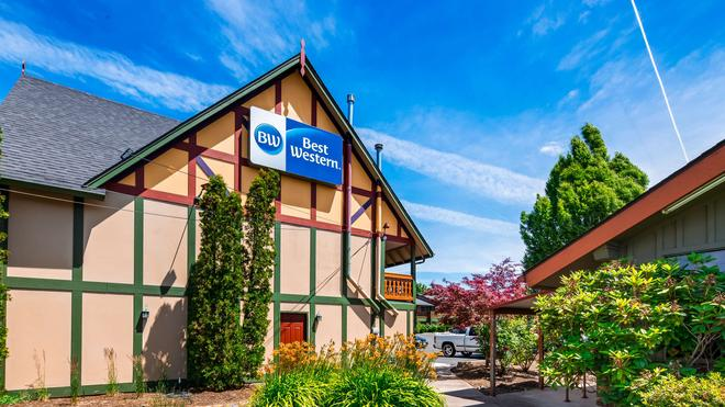 Best Western Windsor Inn - Ashland - Κτίριο