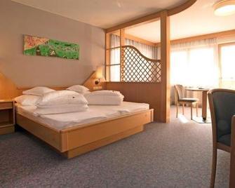 Familienhotel Viktoria - San Nicolò d'Ultimo - Спальня