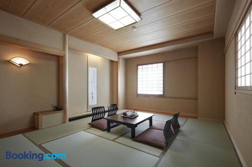 Matsumoto Hotel Kagetsu - Matsumoto - Τραπεζαρία