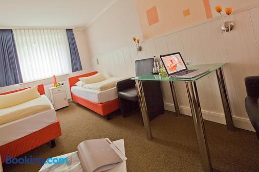 Kocks Hotel - Αμβούργο - Κρεβατοκάμαρα