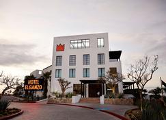 Hotel El Ganzo - San Jose del Cabo - Edificio