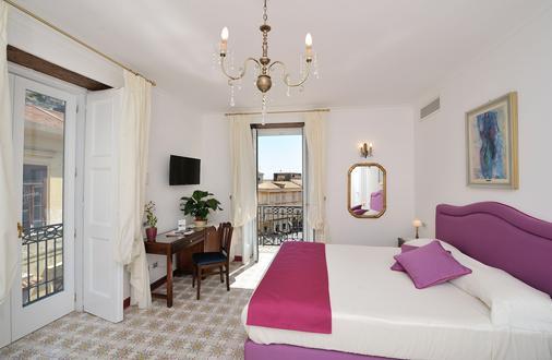 Residenza Luce - Amalfi - Makuuhuone
