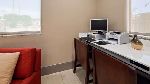 Best Western Plus Slidell Hotel - Slidell - Business center