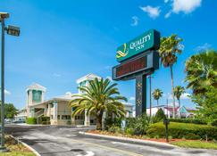 Quality Inn Clermont West Kissimmee - Clermont - Building