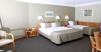 Begijnhof Hotel - Löwen - Schlafzimmer