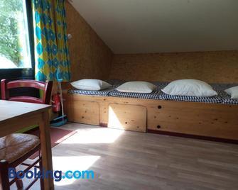 De Horizon, Slapen in Hutten - Kloosterburen - Bedroom