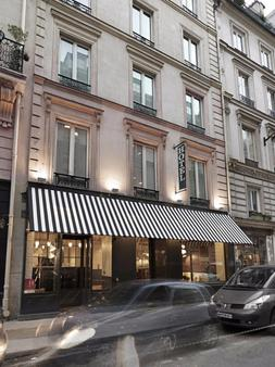 Hotel Paradis Paris - Παρίσι - Κτίριο