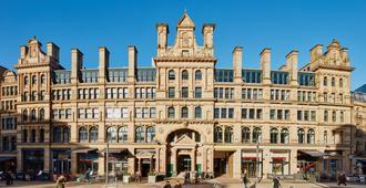 Roomzzz Manchester Corn Exchange - Manchester - Edifício
