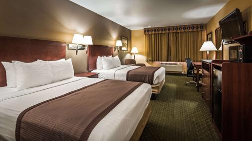 Best Western Parker Inn - Parker - Schlafzimmer