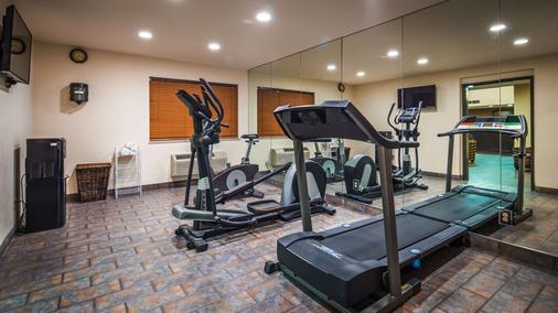 Best Western Parker Inn - Parker - Fitnessbereich