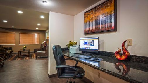 Best Western Parker Inn - Parker - Business Center