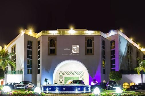 法拉拉巴特酒店 - 拉巴特 - 建築
