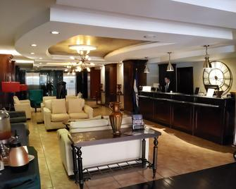 Florencia Plaza Hotel - Tegucigalpa - Front desk